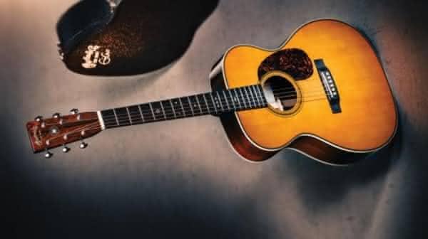 guitarra Eric Claptons 1939 Martin
