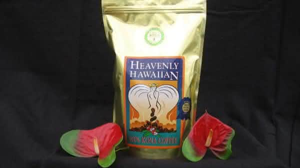havaiian kona café mais caro
