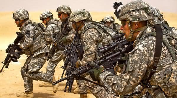 maiores forcas armadas dos estados unidos