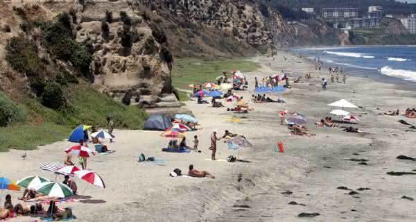 praia luna chile uma das melhores