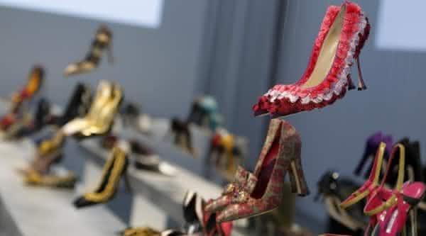 sapatos presentes femininos