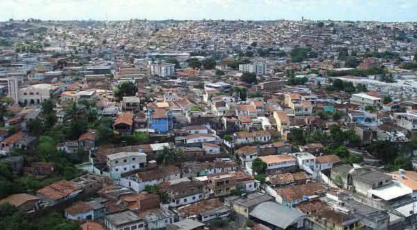 Casa Amarela uma das favelas mais populosas do brasil