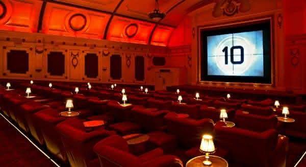 Electric Cinema um dos melhores cinemas do mundo