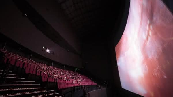 IMAX Sydney maior cinema do mundo