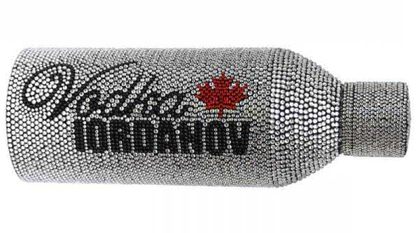 Iordanov Vodka crystal vodkas mais caras do mundo