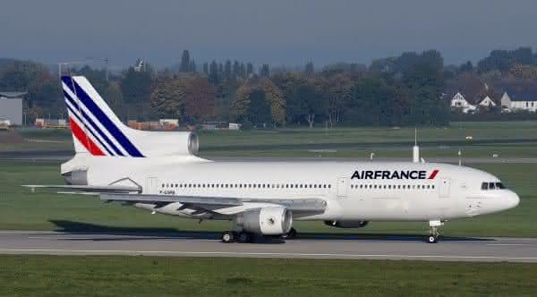 Lockheed L-1011 Tristar entre os maiores avioes do mundo