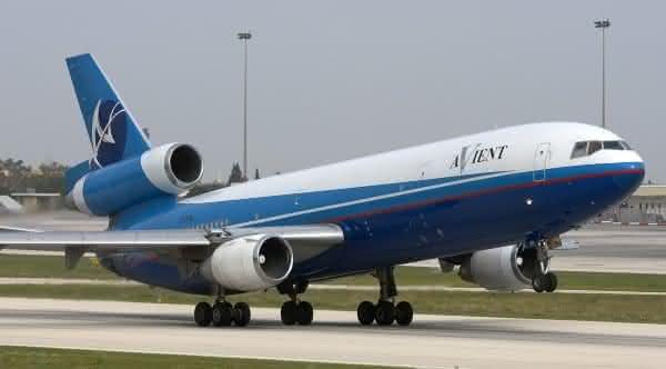 McDonnell Douglas DC-10 maiores avioes do mundo