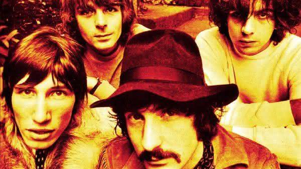 Pink Floyd entre as maiores bandas rock de todos os tempos