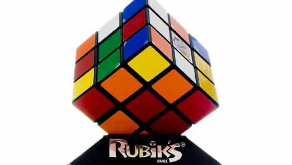 cubo de rubiks