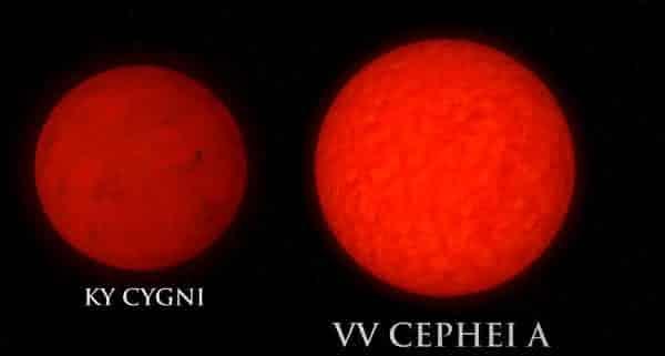 estrela VV Cephei A