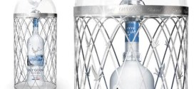 vodka Magnum Grey Goose por Chopard