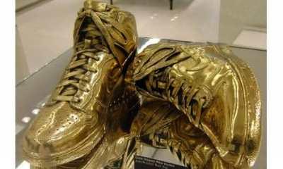 Top 10 sapatos masculinos mais caros do mundo
