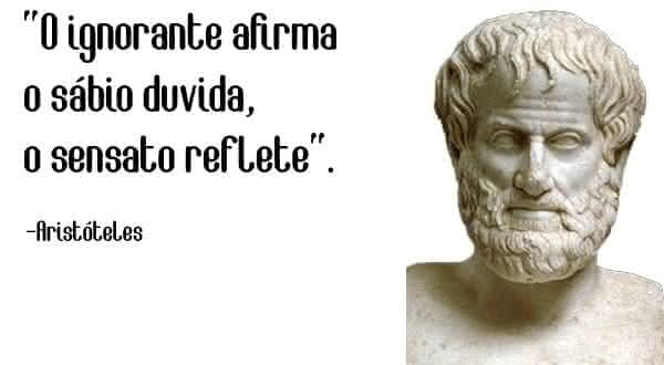 aristoteles um dos maiores filosofos de todos os tempos