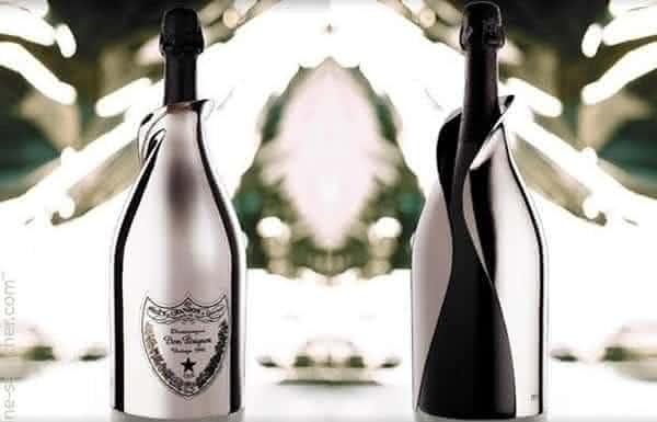 champanhe Moet e Chandon - Dom Perignon White Gold