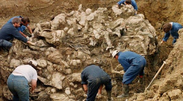 genocidio bosnio