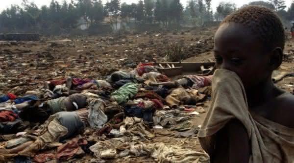 genocidio de ruanda