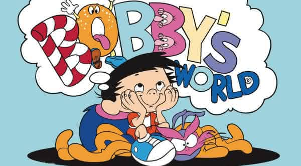 o fantastico mundo de bonbys desenhos anos 90