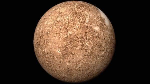 planeta mercurio um dos maiores
