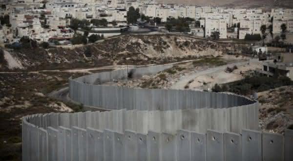 racismo de israel e palestina