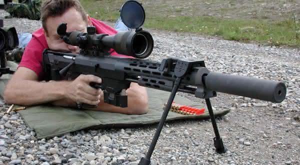 DSR-Precision DSR 50 Sniper Rifle melhores armas