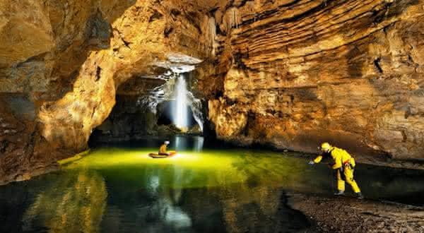 Lechuguilla Cave entre as maiores cavernas do planeta