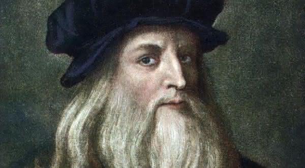 Leonardo di ser Piero da Vinci uma das pessoas mais inteligentes da historia