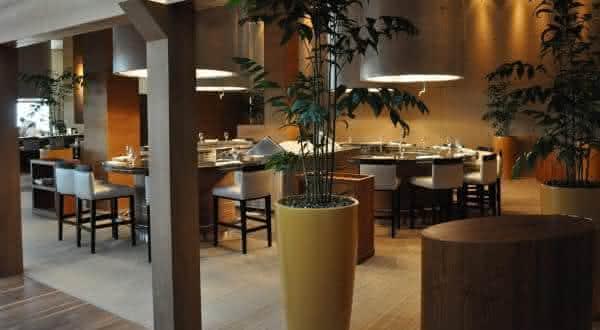 Masa New York entre os mais caros restaurantes