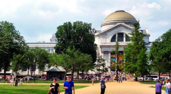 Museu Nacional de Historia Natural Washington