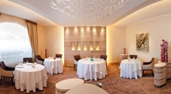Restaurant Crissier entre os mais caros do mundo