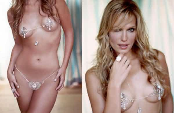 Susan Rosen Diamond Bikini mais caro do mundo