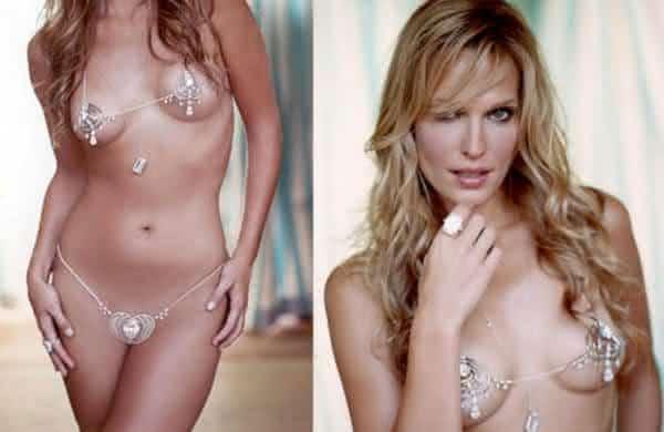 Susan Rosen Diamond Bikini mais caro do mundo