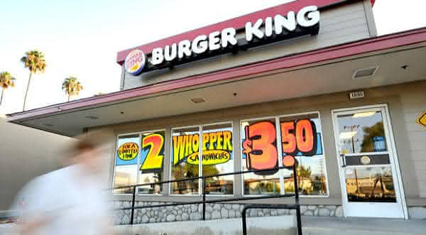 burguer king entre as maiores franquias do mundo