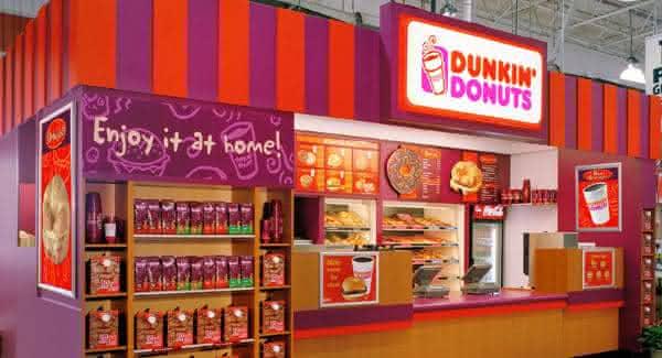 dunkin donuts uma das maiores franquias do mundo