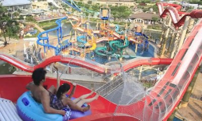 Top 10 parques aquático mais visitados do mundo