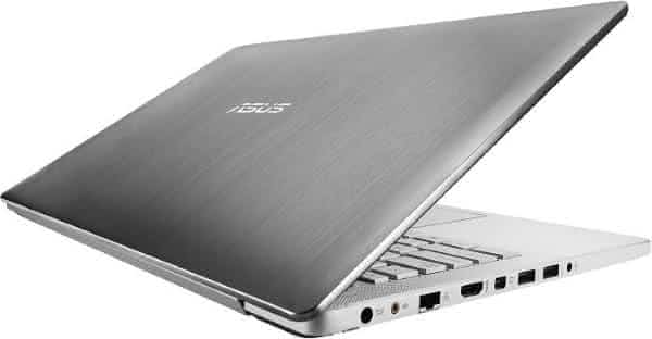 Asus N550 notebook mais caro