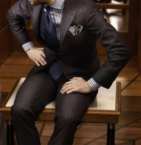 Kiton K-5 entre os melhores ternos do mundo