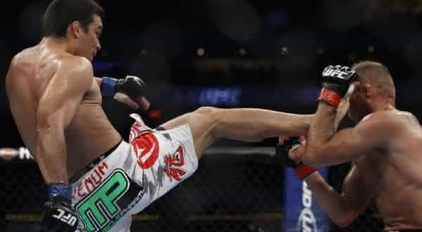 Lyoto Machida  Randy Couture Quarry maiores nocautes do ufc