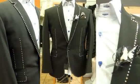 Stuart Hughes criou o terno mais caro do mundo