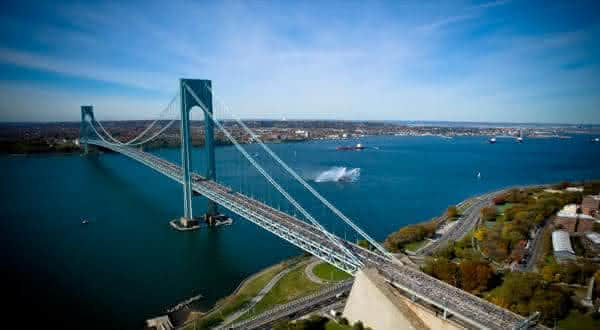 Verrazano-Narrows ponte mais caras