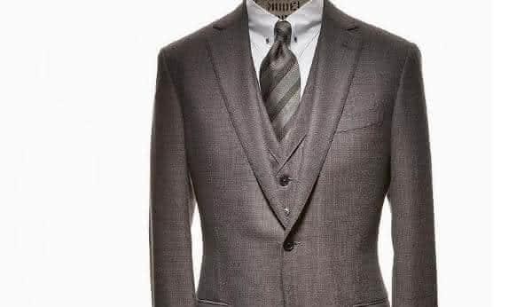 William Westmancott  fabrica os ternos mais caros do mundo