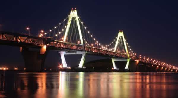 Yeongjong Grand entre as melhores pontes do mundo