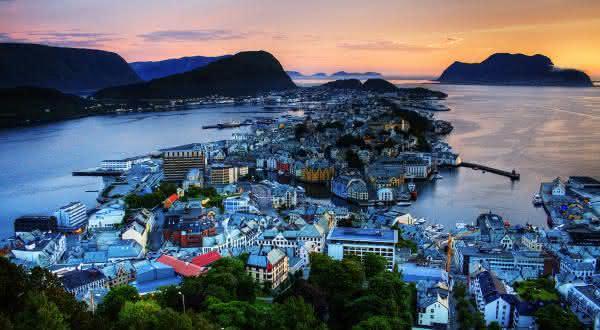 noruega entre os paises com mais IDH