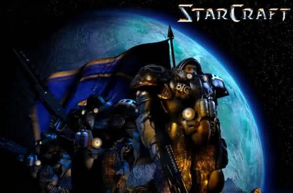 starcraft um dos melhores games para pc