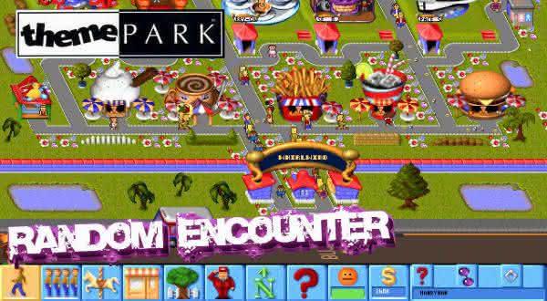 theme park um dos melhores jogos para pc da historia