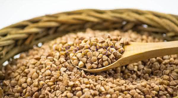 trigo sarraceno um dos alimentos ricos em proteinas