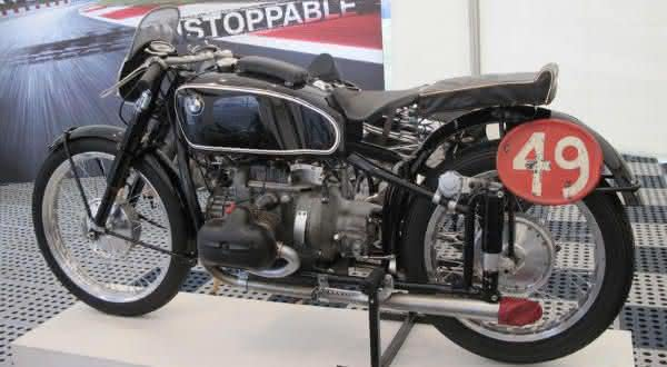 BMW RS 255 Kompressor 1939 entre as motos antigas mais caras