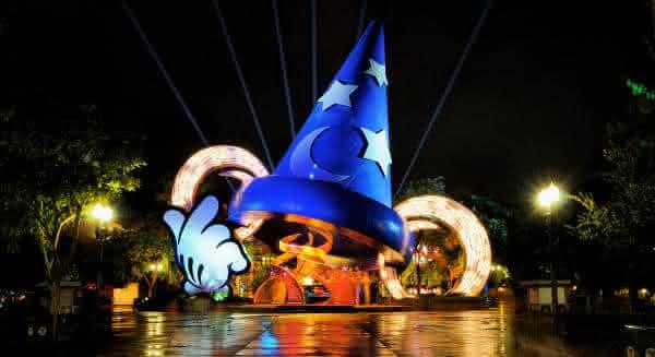 Disneys Hollywood Studios entre os melhores