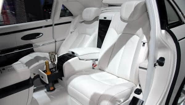 Maybach Landaulet limo