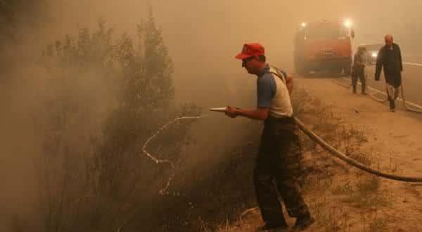 Onda de Calor e Seca 1980 entre os piores desastres naturais do mundo
