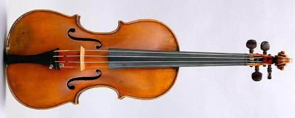 Violin by Giovanni Battista Cerutti